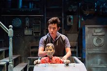 THEATER-REVIEW-Wolf-Play