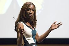 SHOWBIZ-Angelica-Ross-Madonna-Love-Victor-trans-writer-activist-Judge-Judy