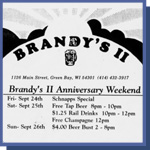 Brandy's II (Closed)