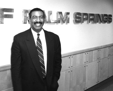 Palm Springs Elects its First Gay African-American Mayor in 'Lavender Sweep' ...