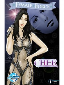 Female-Force-Cher-comic-book-out-in-December