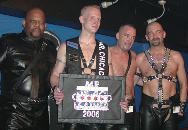 from Brandon gay bars chicago leather levis