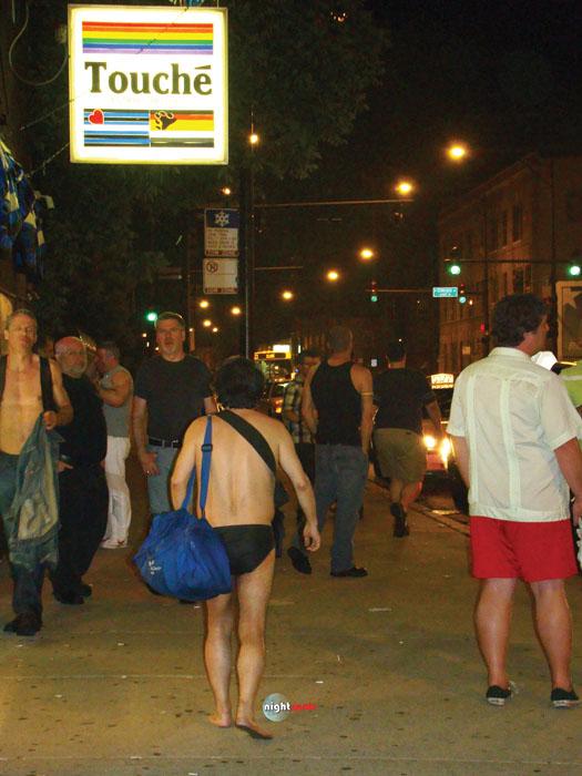 Touche 6412 N Clark St Chicago