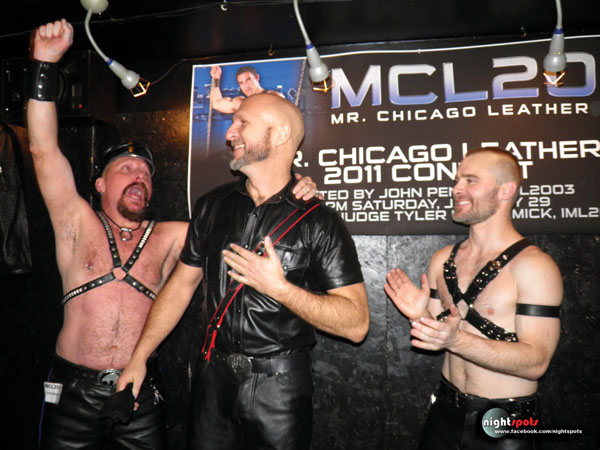 from Dominick gay bars chicago leather levis