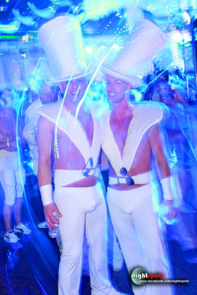 White Party in Palm Springs, California. - 235 - Gay Lesbian Bi Trans News ...