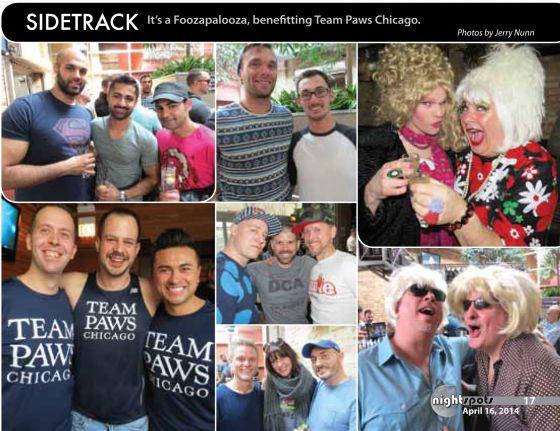 Sidetrack 3349 N Halsted St Chicago