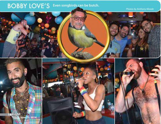 Bobby Love's 3729 N Halsted St. Chicago