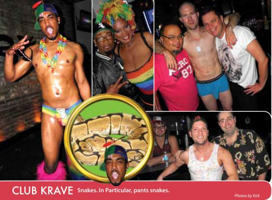 Club Krave 131 S Western Ave Blue Island
