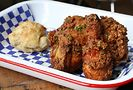 Ina Mae Tavern's fried chicken. Photo from C|Louise Public Relations