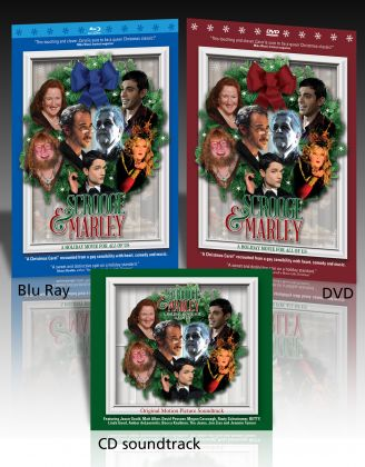 chicago scrooge marley a modern day variation on charles dickens classic holiday story a christmas carol is now available on dvd and soundtrack - A Christmas Story Soundtrack