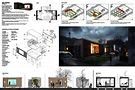 Third place design by Chicago team Villanti, Haymes and Hopwood