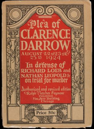 1080 Symposium Marks 95 Years Since Clarence Darrow S