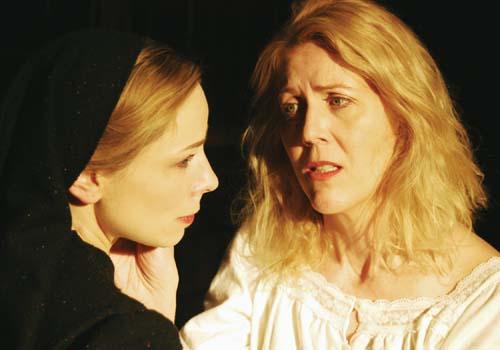 Theater Review Mariette In Ecstasy 3329 Gay Lesbian Bi Trans
