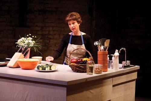 Theater Review The Arab Israeli Cookbook 3371 Gay Lesbian Bi