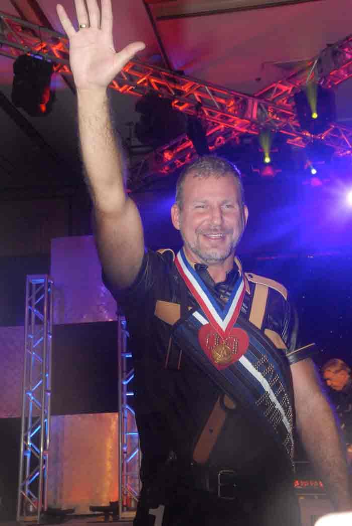 Gay International winner