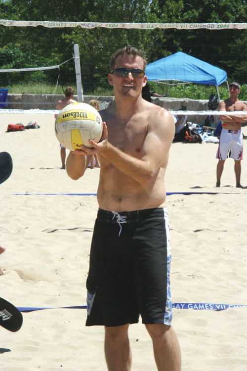 The Annual Queen Of Beach Volleyball Tournament Will Be Saay June 27 At Montrose With 35 Two Person And 15 Four Teams Scheduled To