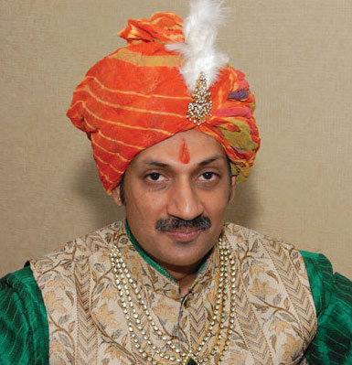 Prince Manvendra Singh Gohil, disowned by his family in India for coming out ...