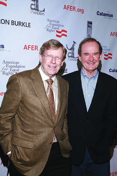 Ted Olson, David Boies