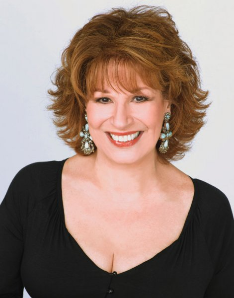 Joy behar gay