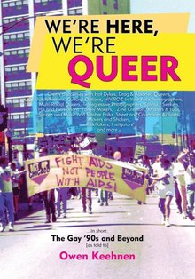 BOOK-REVIEW-Get-used-to-this-Were-Here-Were-Queer-covers-the-gay-1990s