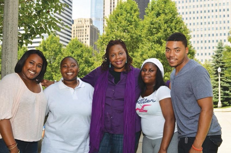 social groups lesbian Black