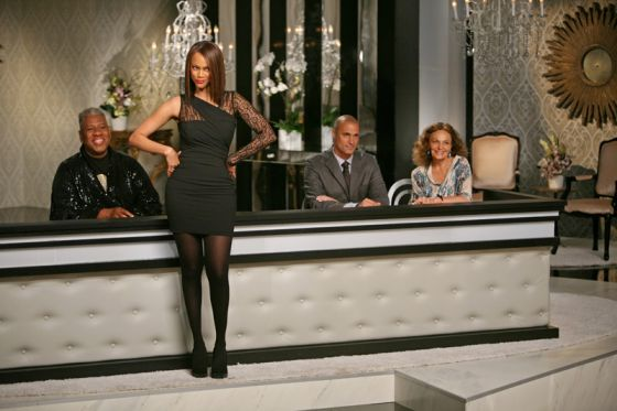 Tyra Banks Judges photo by Mathieu Young, The CW