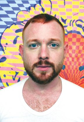 Tennessee Loveless: Gay color-blind artist brings works to Chicago - 652 ...