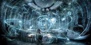 A field fills an alien spaceship in Prometheus, a horror movie some see as a prequel of Alien. Photocourtesy ofTwentiethCenturyFox