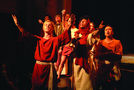 Ten Commandments: The Musical, Spring 2006. Photo by Mary Hanlon