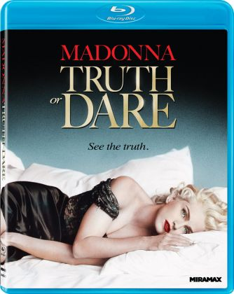 Madonna's Truth of Dare on Blu-ray