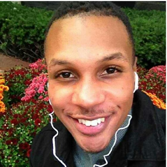Gay youth killed by Metra train - Jermaine Murray, a popular young gay man, ...