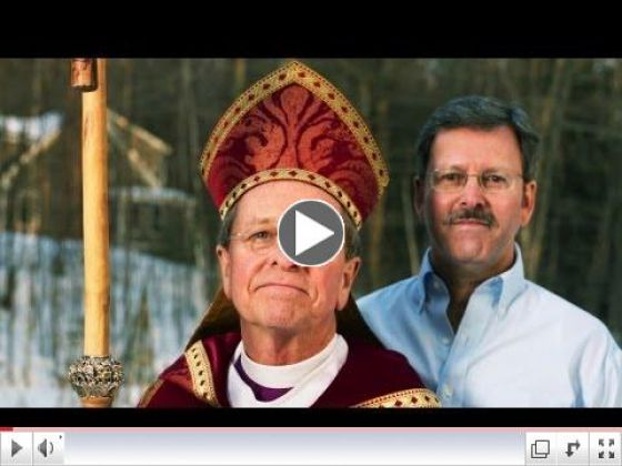 Openly gay bishop's story on PBS - From a news release - Love Free Or Die, ...