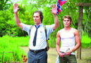 Matthew McConaughey (left) and Zac Efron in The Paperboy.