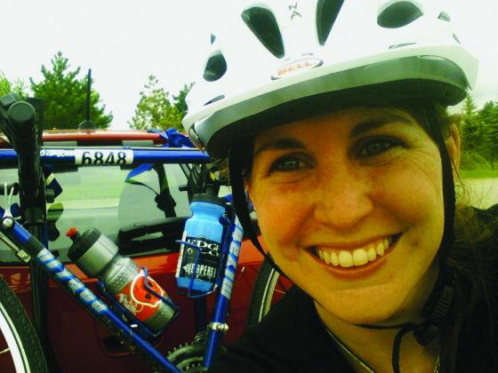 Bicycling lesbian kansas city