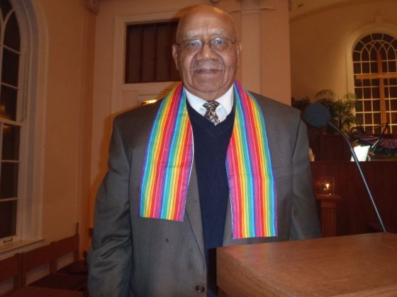 Bishop Melvin Talbert. Photo by Carrie Maxwel