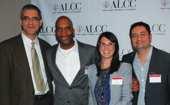 AIDS Legal Council marks 25 years with benefit