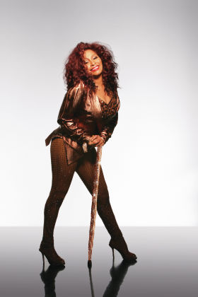 'Through the Fire' with Chaka Khan