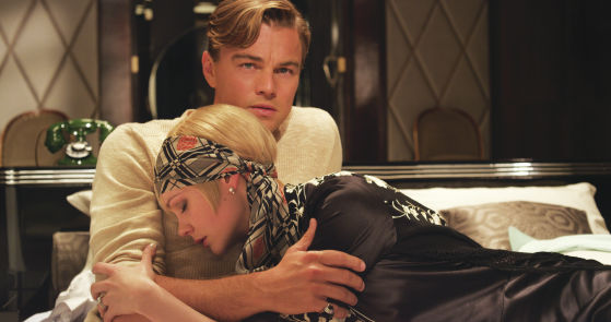 Knight at the Movies: The Great Gatsby; Scatter My Ashes; notes