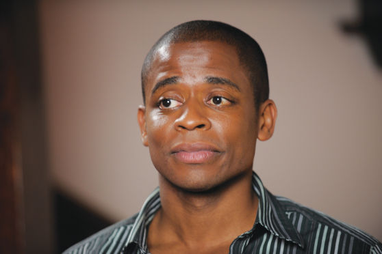 Dule Hill talks Psych, tap-dancing, intolerance