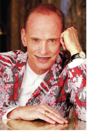 John Waters: Icon talks poppers, new show, Johnny Depp