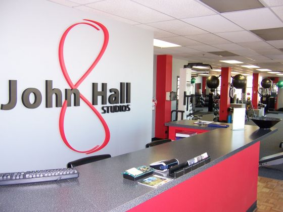 FITNESS Trainer John Hall lays it out there