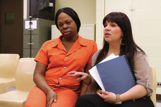 Cook County Jail works on transgender policies
