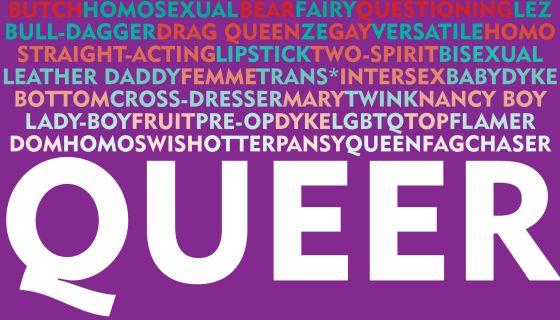 gay language lexicon
