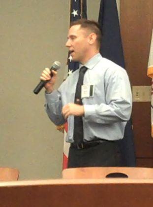 from Brentley ask gay lesbian speak tell veteran
