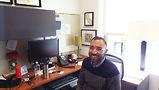 Psychologist Dr. Marco Hidalgo, Ph.D. Photo by Gretchen Rachel Blickensderfer