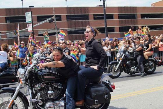 Gay motorcycle rider — pic 13
