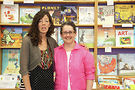 New Women & Children First owners Sarah Hollenbeck and Lynn Mooney. Photo by Ross Forman