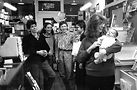 Nov. 13, 1986. From left: Lucy Moynihan, Julie Parsons, Starla Sholl, Ann Christophersen, Linda Bubon with her son. �Windy City Times file photo