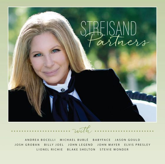 Streisand's new CD; Bourdain's support; Latifah's kiss