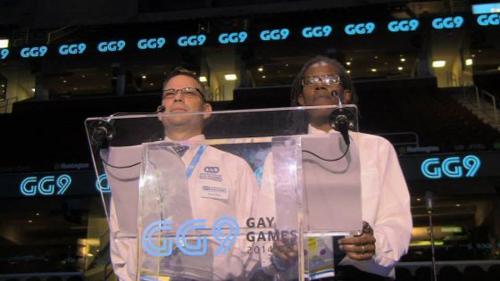 FGG co-president opens up on Gay Games past, present, future
